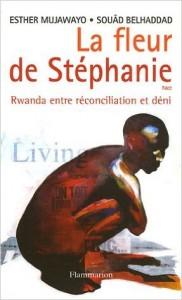 Livre Fleur de Stephanie
